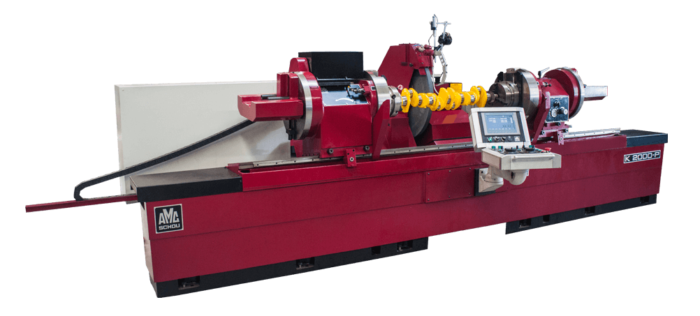 AMC-SCHOU  High Production Re-grinder