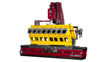 Cylinder Block Boring and Milling Machines