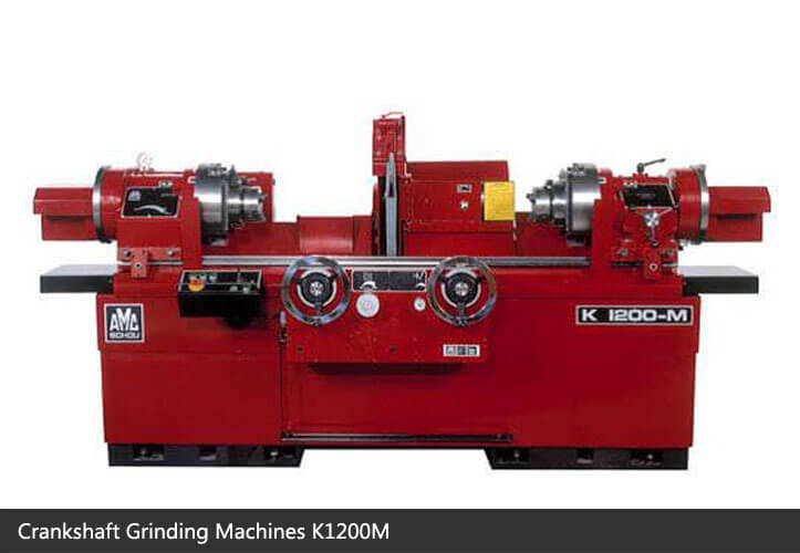 Crankshaft Grinding Machines