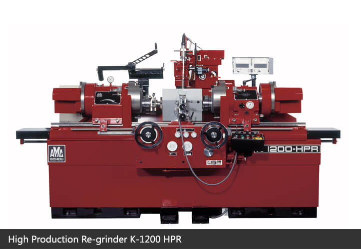 High Production Re-grinder
