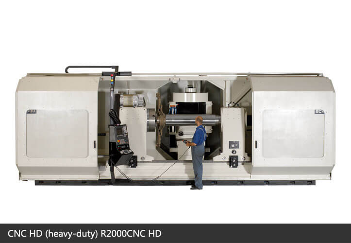 CNC HD (heavy-duty)