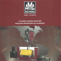 Cylinder Honing Machine (English-Spanish)